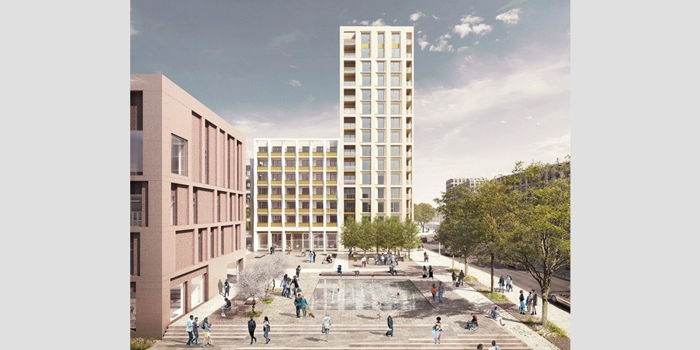 Aylesbury civic square contractor appointed Picture 1